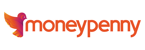 Moneypenny logo promoting their advent calendar prize