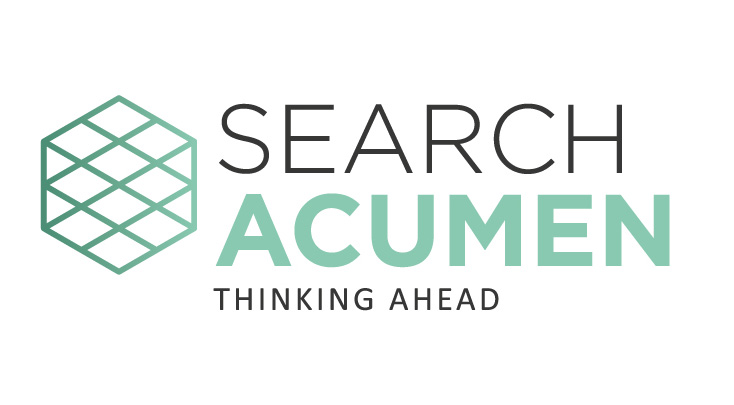 Search Acumen logo promoting their advent calendar prize