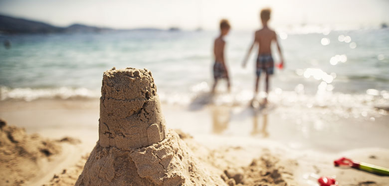 Can I take my children abroad on holiday if I am separated from their other parent?