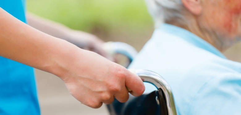 Can I make an injury claim on behalf of a loved one following an accident in their care home?