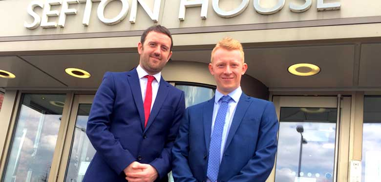 Stephensons appoints two to partnership