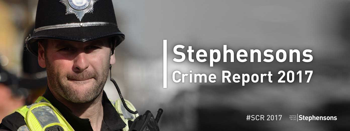 Stephensons Crime Report 2017