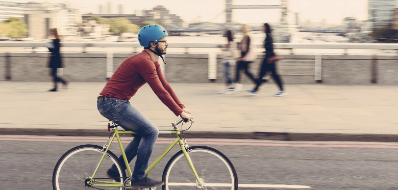 Cyclist convictions double under Victorian legislation