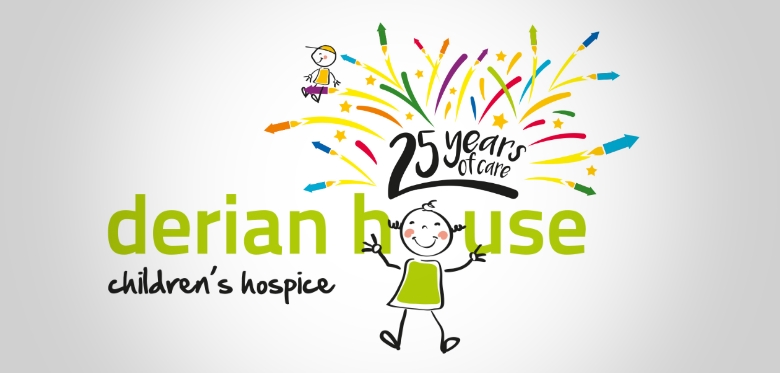 Derian House is Stephensons Charity of the Year