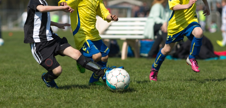 Footballers at risk of brain injury
