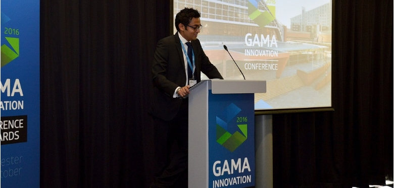Stephensons attends inaugural Gama Innovation Conference and Awards