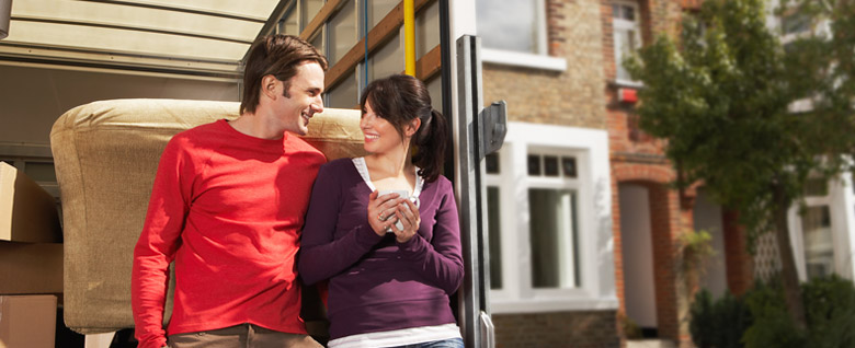 Nine steps for a stress free house move