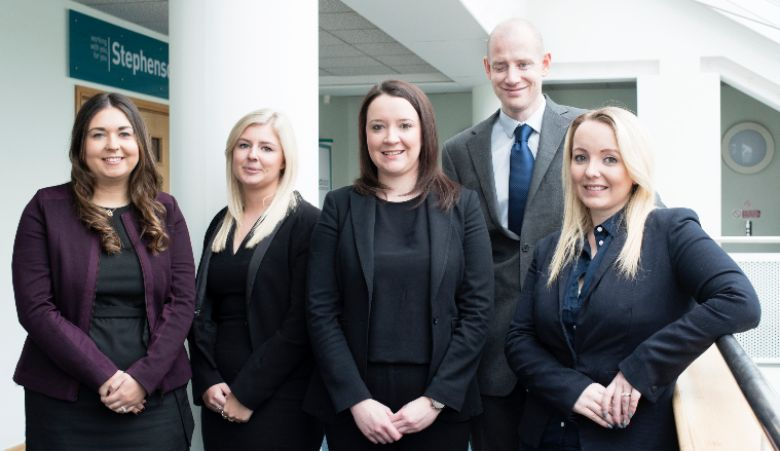 Six newly qualified solicitors appointed at Stephensons