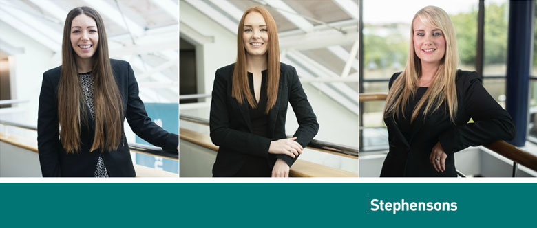 Stephensons retains three trainee solicitors