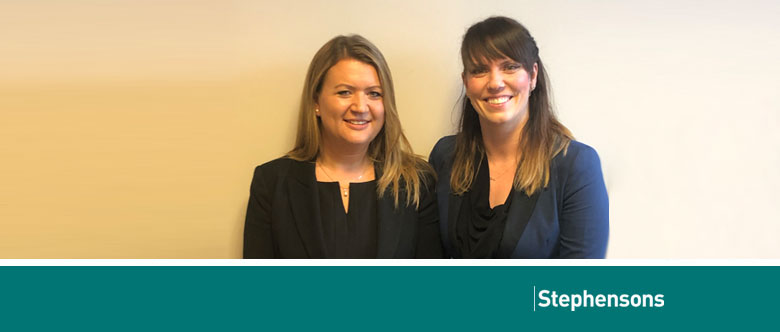 Two promotions in the Stephensons family department