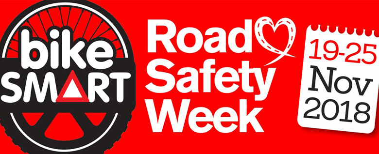 Stephensons to take part in virtual cycle for road safety week