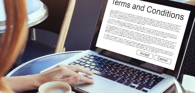 Online probate service: T&Cs apply
