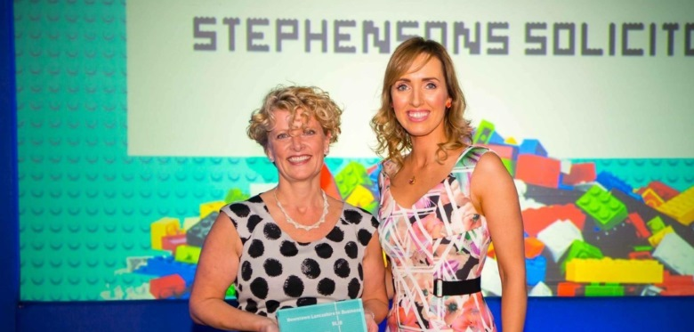 Women in Business Award for leading fraud lawyer