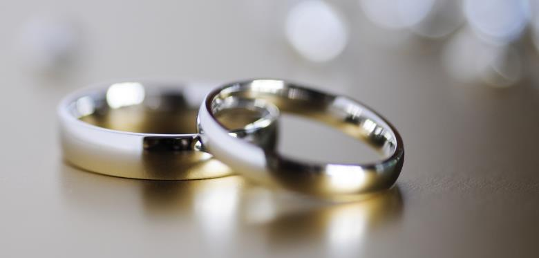 Divorce rates between heterosexual couples hit 45-year low