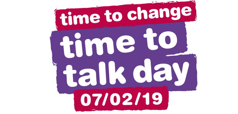 Time to Talk Day Day 2019