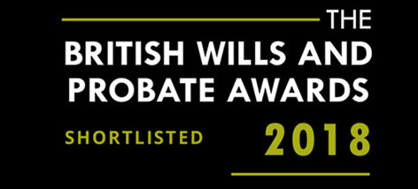 Stephensons shortlisted at The British Wills and Probate Awards