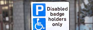 Blue badge parking permits extended to hidden disabilities