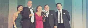 Stephensons a big winner at the LFS Conveyancing Awards 2019