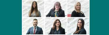 Stephensons welcomes six newly qualified solicitors