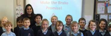 Road safety tips for North West youngsters