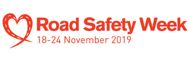Road Safety Week - 18th-24th November 2019