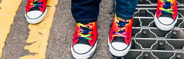 #RainbowLaces campaign - making sport everyones game