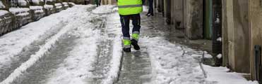Working outside in winter - what could and should your employer be doing?