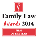 Family Law Awards 2014 - Shortlisted Firm