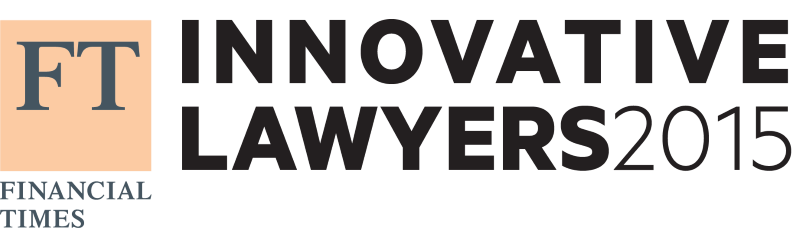 FT Innovative Lawyers Logo 2015
