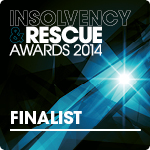 Insolvency & Rescue Awards 2014 - Finalist