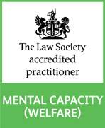 Mental Capacity (Welfare) Accreditation