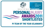 Personal Injury Awards 2011