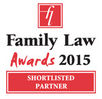 Family Law Awards 2015 - Shortlisted Partner