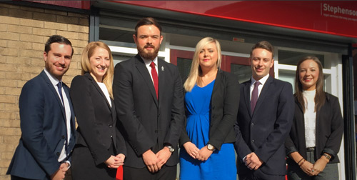 Trainee Solicitors 2015 - Stephensons