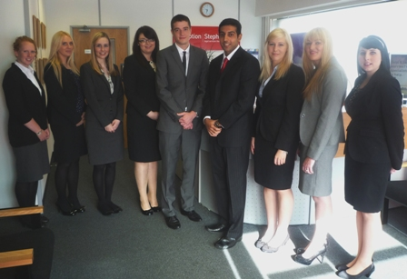 Nine Budding Lawyers Awarded Training Contracts Stephensons