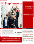 Healthcare Newsletter